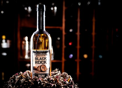 Seven Troughs Black Rock Rum