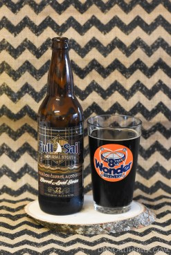 Full Sail - Barrel Aged Imperial Stout-1