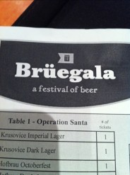 Bruegala beer festival in central Illinois