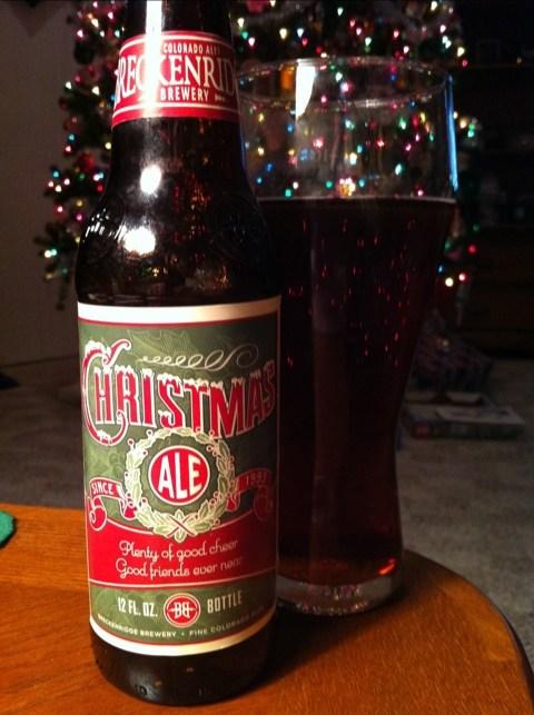 christmas holiday beer and food pairings