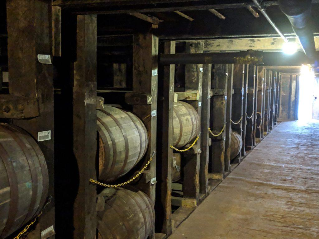 Lexington KY Bourbon Trail
