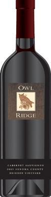 2003 Owl Ridge Cabernet Sauvignon Brigden Vineyard