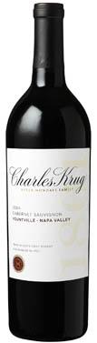 2005 Charles Krug Cabernet Sauvignon Yountville - Napa Valley