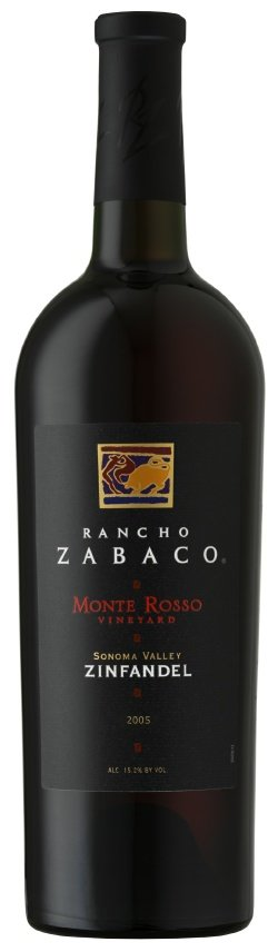 2004 Rancho Zabaco Zinfandel Dry Creek Valley Reserve