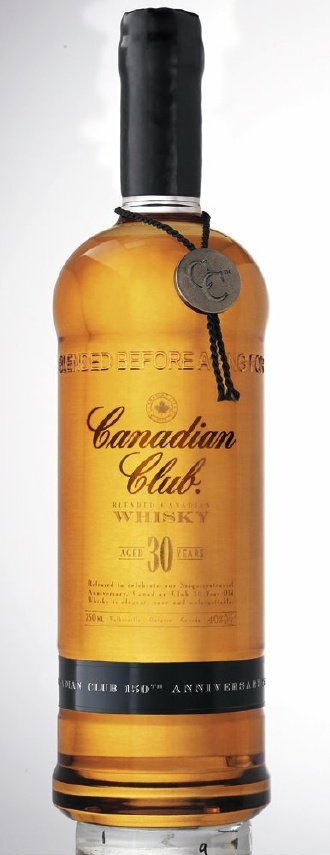 Canadian Club 30 Year Olds