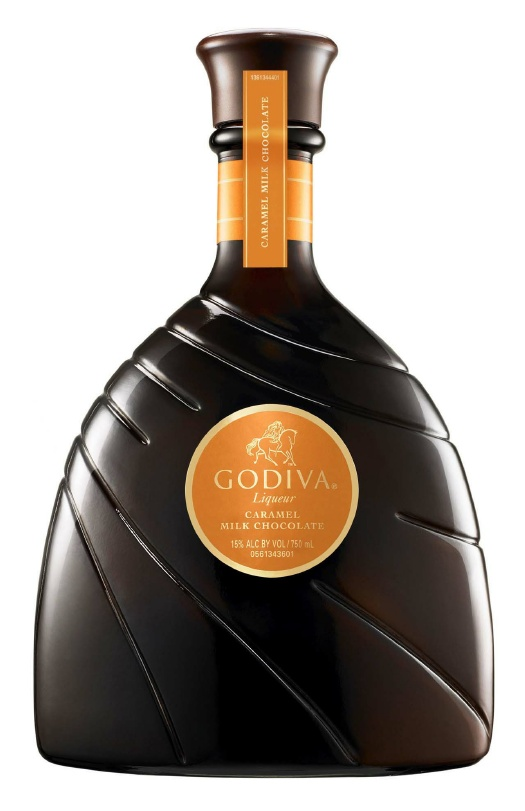 Godiva Caramel Milk Chocolate Liqueur