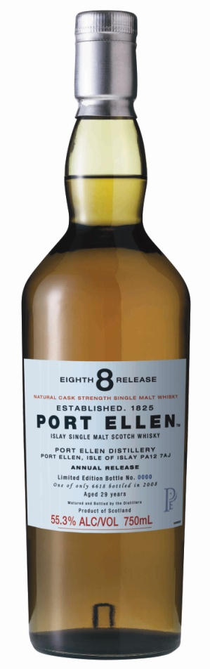 Port Ellen 29 Years Old Limited Edition 2008