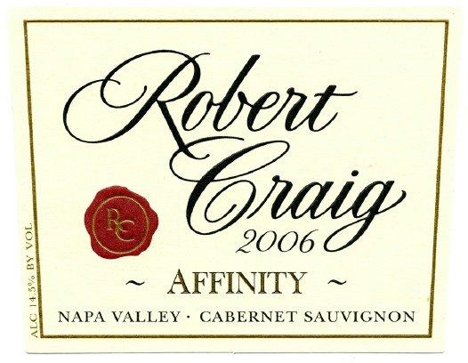 2006 Robert Craig Affinity