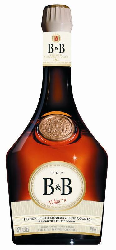 """B&B"" Brandy & Benedictine"
