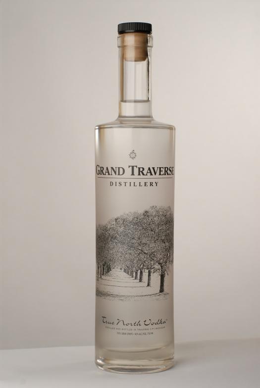 Grand Traverse True North Vodka