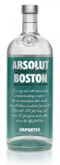 Absolut Boston Vodka