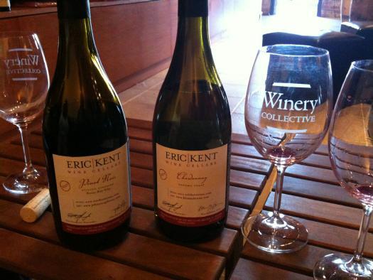 2007 Eric Kent Wine Cellars Chardonnay Sonoma Coast