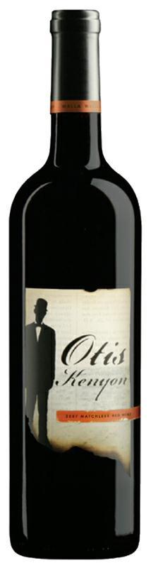 """2007 Otis Kenyon """"Matchless"""" Red Wine"""