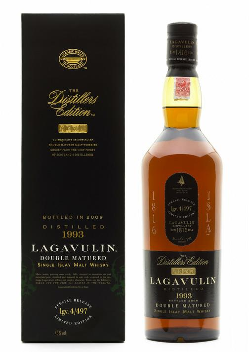 Lagavulin Distillers Edition 1993
