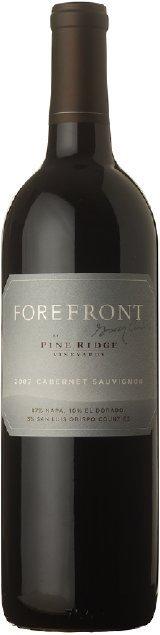 2007 ForeFront by Pine Ridge Cabernet Sauvignon