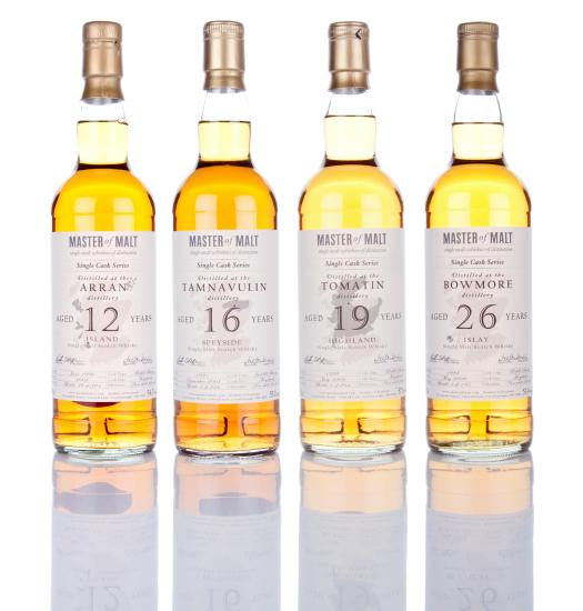 master of malt collection