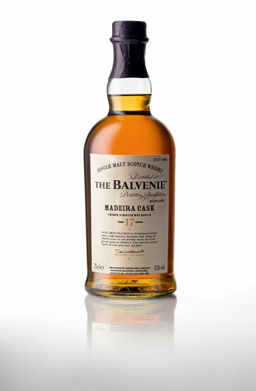 The Balvenie Madeira Cask 17 Years Old