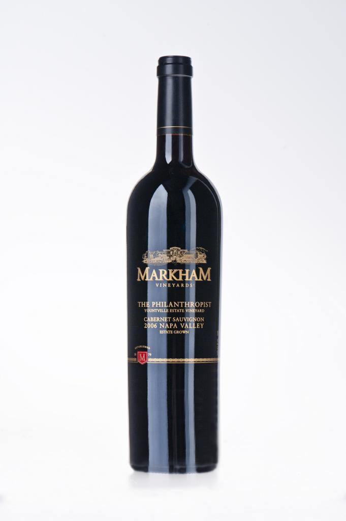 """2006 Markham """"The Altruist"""" Cabernet Sauvignon"""