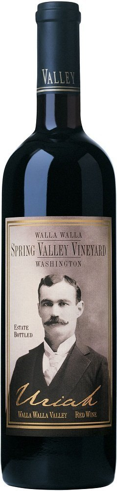 2007 Spring Valley Vineyard Uriah Walla Walla Valley Red Wine
