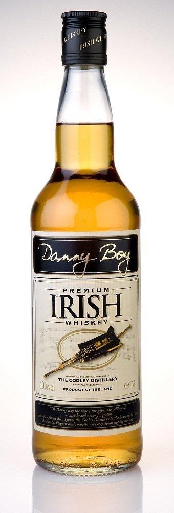 Danny Boy Irish Whiskey