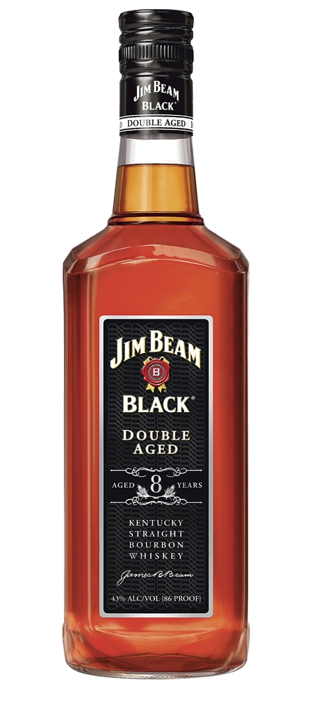 Jim Beam Black Double Aged Bourbon 8 Years Old