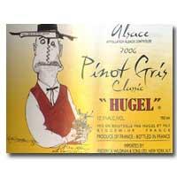 2006 Hugel Pinot Gris Classic Alsace