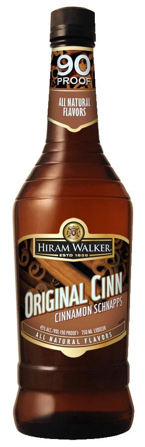 Hiram Walker Original Cinn Cinnamon Schnapps