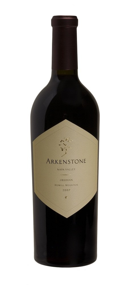 2007 Arkenstone Vineyards Obsidian Napa Valley Howell Mountain