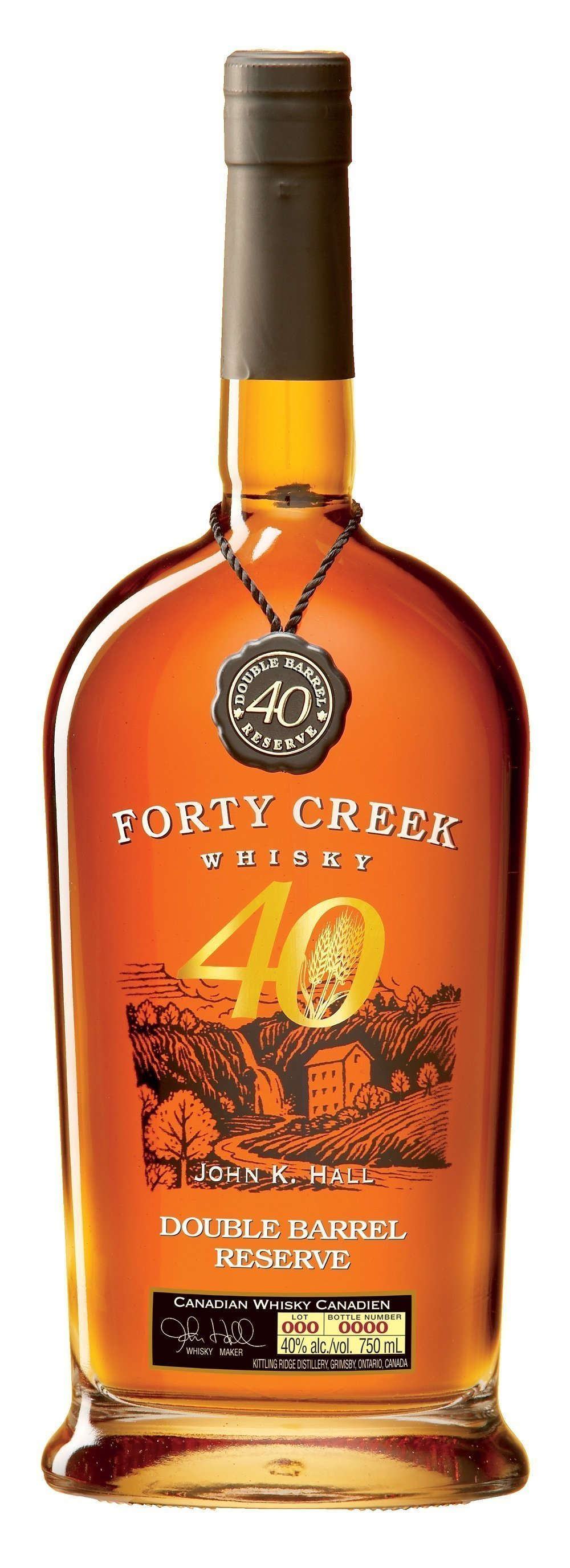 Forty Creek Double Barrel Reserve Canadian Whisky
