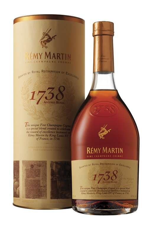Remy Martin 1738 Accord Royal Cognac