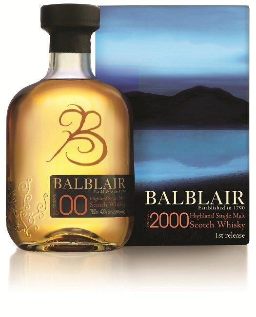 Balblair Vintage 2000