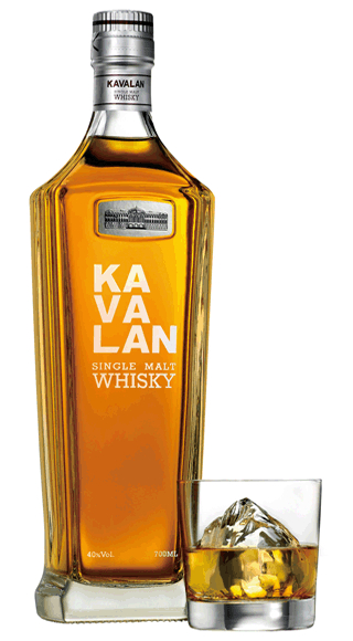 Kavalan Single Malt Whisky (2011)