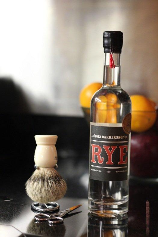 1512 Barbershop Rye
