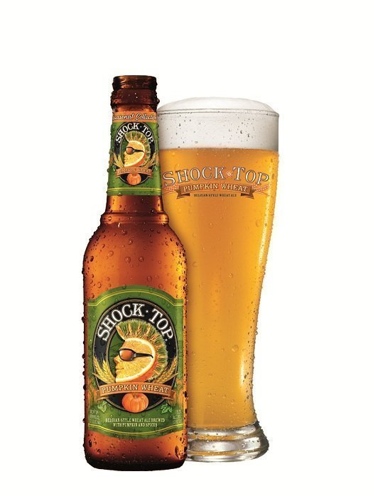 Shock Top Pumpkin Wheat Ale