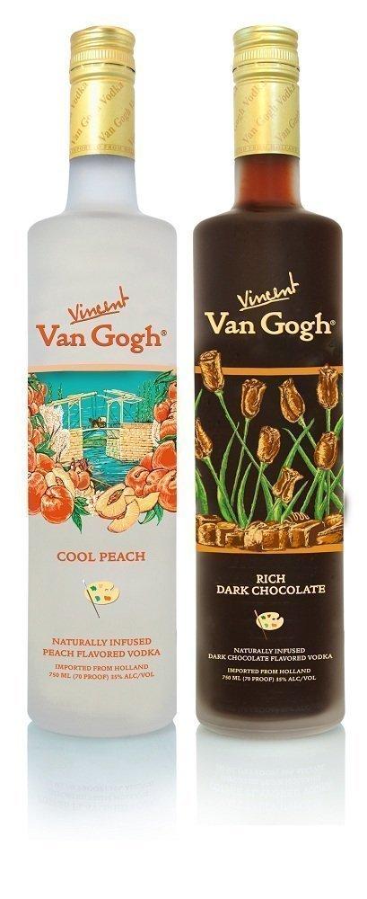 Van Gogh Cool Peach Vodka