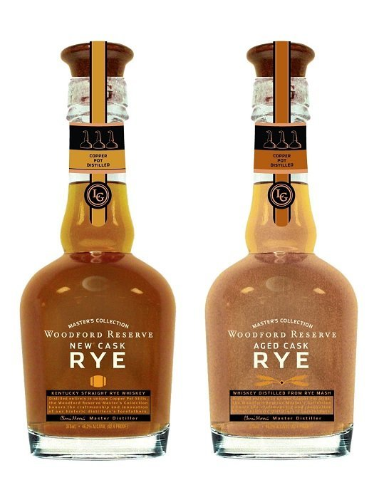 Woodford Reserve Master's Collection New Cask Rye
