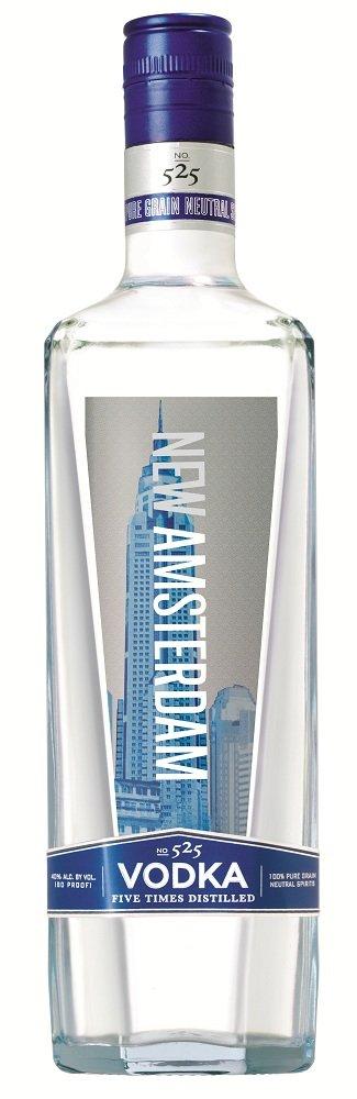 New Amsterdam Vodka (2012)