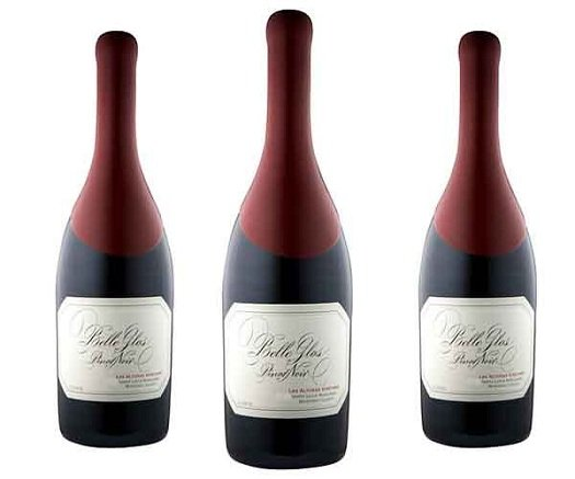 2010 Belle Glos Pinot Noir Santa Barbara County Clark & Telephone Vineyard