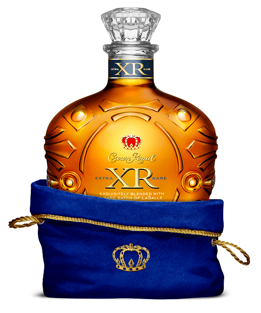 "Crown Royal XR Extra Rare ""Blue Label"" - 2012 LaSalle Distillery Release"