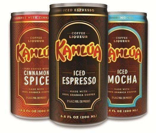 Kahlua Iced Espresso
