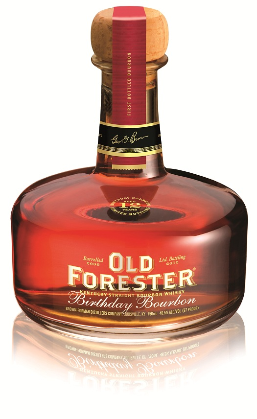 Old Forester Birthday Bourbon 2012 Edition