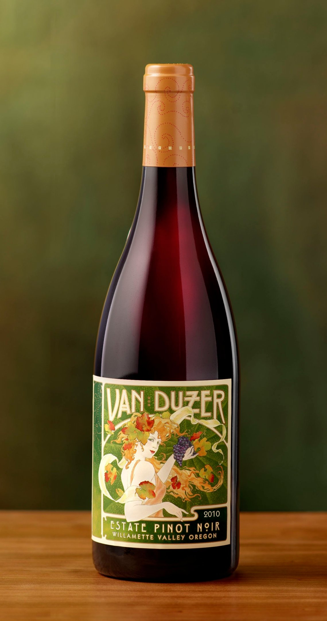 2010 Van Duzer Pinot Noir Estate Willamette Valley