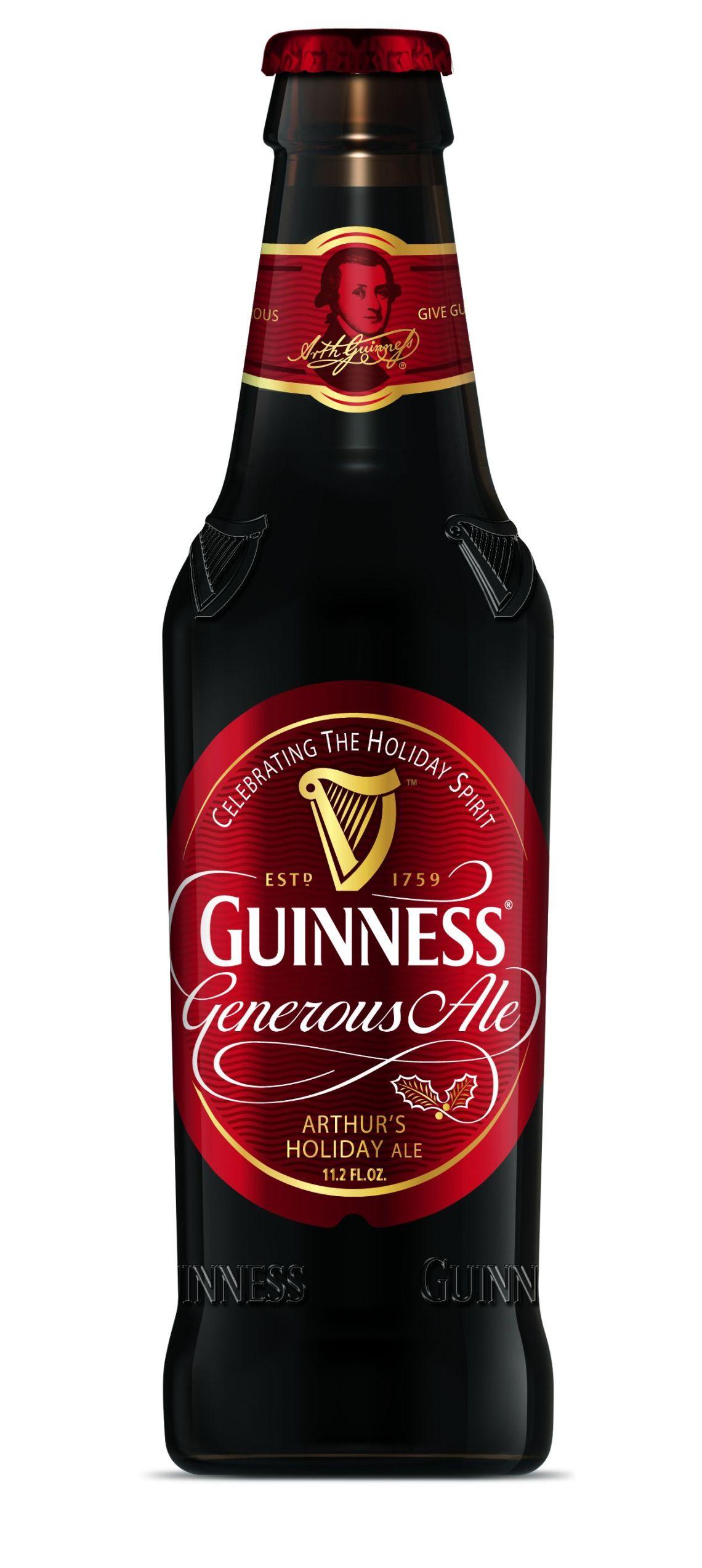 Guinness Generous Ale