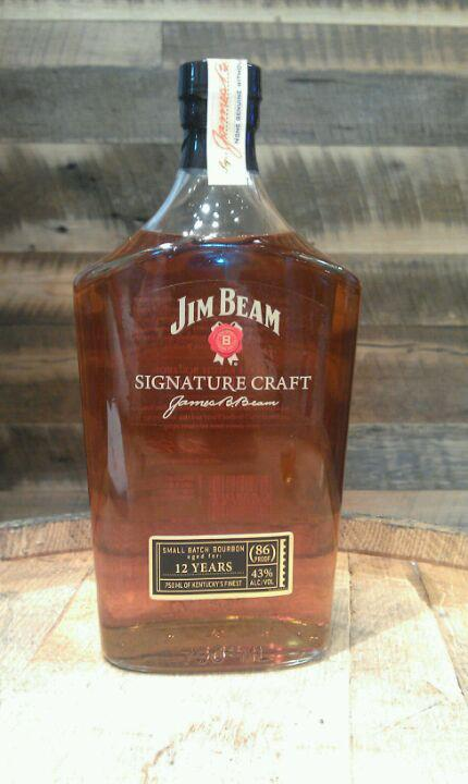 Jim Beam Signature Craft 12 Years Old