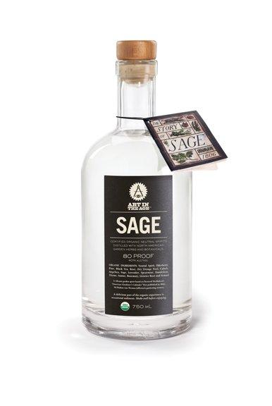 """Art in the Age"" Sage Liqueur"