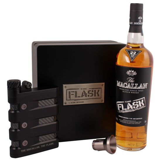 "The Macallan ""The Flask Edition"" 22 Years Old"