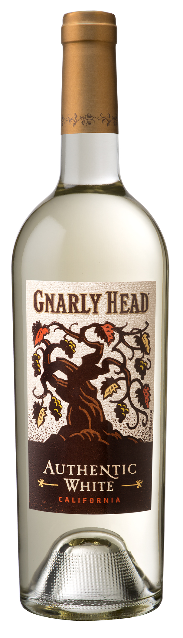2011 Gnarly Head Authentic White California