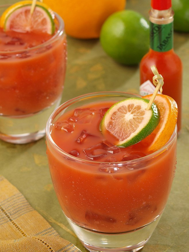 Recipe: Tabasco Cocktails