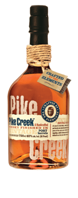 Pike Creek Canadian Whisky