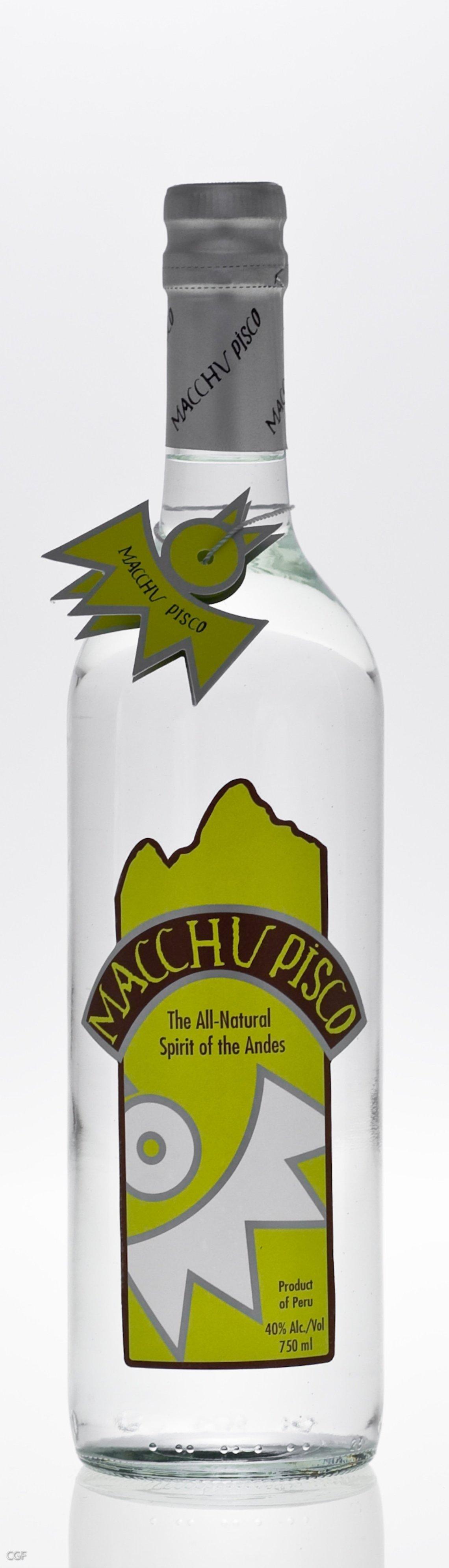 Macchu Pisco (Original)